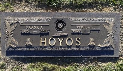 HOYOS, TERESA LAVON - Yavapai County, Arizona | TERESA LAVON HOYOS - Arizona Gravestone Photos