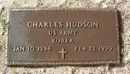 HUDSON, CHARLES J. - Yavapai County, Arizona | CHARLES J. HUDSON - Arizona Gravestone Photos