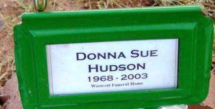 HUDSON, DONNA SUE - Yavapai County, Arizona   DONNA SUE HUDSON - Arizona Gravestone Photos