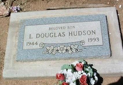 HUDSON, LEONARD D. - Yavapai County, Arizona   LEONARD D. HUDSON - Arizona Gravestone Photos