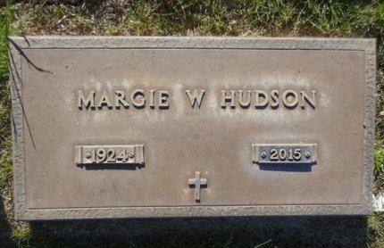 HUDSON, MARGIE M. - Yavapai County, Arizona | MARGIE M. HUDSON - Arizona Gravestone Photos