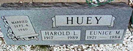 HUEY, HAROLD L. - Yavapai County, Arizona | HAROLD L. HUEY - Arizona Gravestone Photos