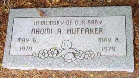HUFFAKER, NAOMI A. - Yavapai County, Arizona | NAOMI A. HUFFAKER - Arizona Gravestone Photos