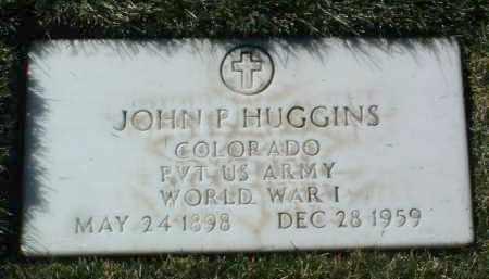 HUGGINS, JOHN P. - Yavapai County, Arizona | JOHN P. HUGGINS - Arizona Gravestone Photos