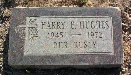 HUGHES, HARRY E. (RUSTY) - Yavapai County, Arizona | HARRY E. (RUSTY) HUGHES - Arizona Gravestone Photos