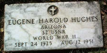 HUGHS, EUGENE HAROLD - Yavapai County, Arizona | EUGENE HAROLD HUGHS - Arizona Gravestone Photos