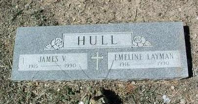HULL, EMELINE M. - Yavapai County, Arizona | EMELINE M. HULL - Arizona Gravestone Photos