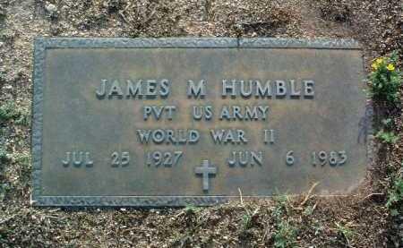 HUMBLE, JAMES MYLEN - Yavapai County, Arizona | JAMES MYLEN HUMBLE - Arizona Gravestone Photos