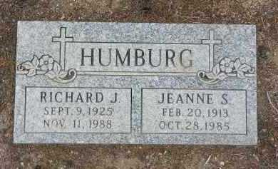 HUMBURG, JEANNE FRANCES - Yavapai County, Arizona | JEANNE FRANCES HUMBURG - Arizona Gravestone Photos