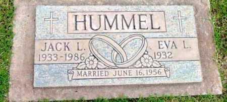 HUMMEL, EVA L. - Yavapai County, Arizona | EVA L. HUMMEL - Arizona Gravestone Photos