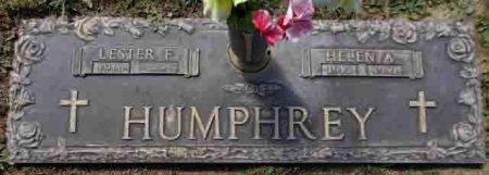 HUMPHREY, HELEN A. - Yavapai County, Arizona   HELEN A. HUMPHREY - Arizona Gravestone Photos
