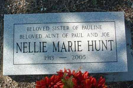 LOVE HUNT, NELLIE MARIE - Yavapai County, Arizona | NELLIE MARIE LOVE HUNT - Arizona Gravestone Photos