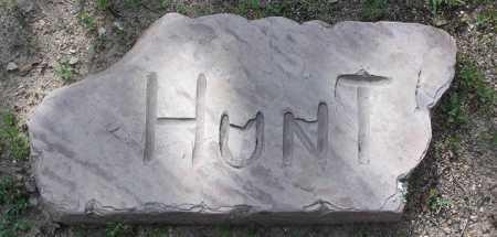 HUNT, UNKNOWN - Yavapai County, Arizona | UNKNOWN HUNT - Arizona Gravestone Photos