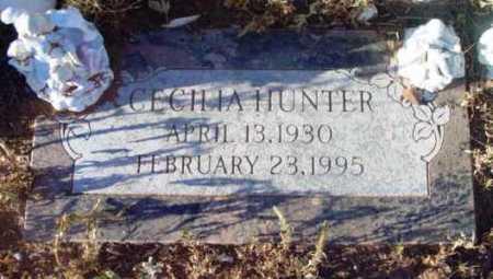 HUNTER, CECILIA - Yavapai County, Arizona | CECILIA HUNTER - Arizona Gravestone Photos