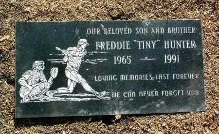 HUNTER, FREDDIE WARREN - Yavapai County, Arizona | FREDDIE WARREN HUNTER - Arizona Gravestone Photos