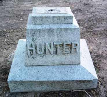 HUNTER, UNKNOWN - Yavapai County, Arizona | UNKNOWN HUNTER - Arizona Gravestone Photos
