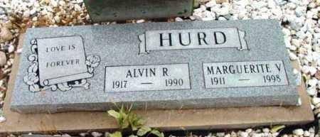 HURD, ALVIN R. - Yavapai County, Arizona | ALVIN R. HURD - Arizona Gravestone Photos
