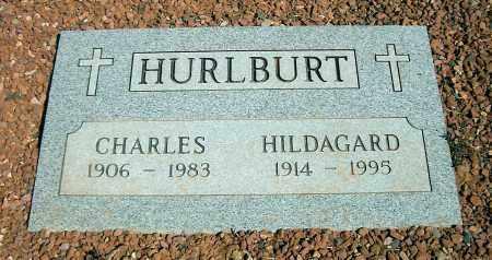 HURLBURT, CHARLES - Yavapai County, Arizona | CHARLES HURLBURT - Arizona Gravestone Photos