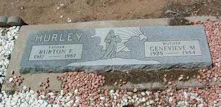 CALLAHAN HURLEY, JG. M. - Yavapai County, Arizona | JG. M. CALLAHAN HURLEY - Arizona Gravestone Photos
