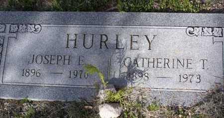 HURLEY, JOSEPH E. - Yavapai County, Arizona | JOSEPH E. HURLEY - Arizona Gravestone Photos