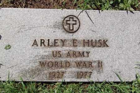 HUSK, ARLEY EUGENE - Yavapai County, Arizona | ARLEY EUGENE HUSK - Arizona Gravestone Photos