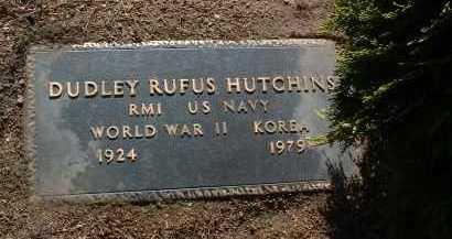HUTCHINS, DUDLEY RUFUS - Yavapai County, Arizona | DUDLEY RUFUS HUTCHINS - Arizona Gravestone Photos
