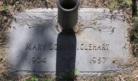 IGLEHART, MARY LOUISE - Yavapai County, Arizona | MARY LOUISE IGLEHART - Arizona Gravestone Photos