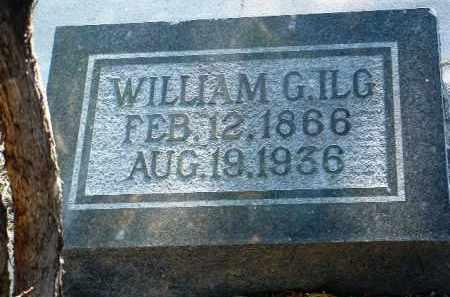 ILG, WILLIAM G. - Yavapai County, Arizona | WILLIAM G. ILG - Arizona Gravestone Photos