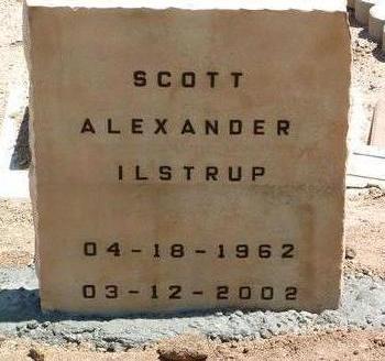 ILSTRUP, SCOTT ALEXANDER - Yavapai County, Arizona | SCOTT ALEXANDER ILSTRUP - Arizona Gravestone Photos