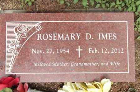 JORDAN IMES, ROSEMARY DIANE - Yavapai County, Arizona | ROSEMARY DIANE JORDAN IMES - Arizona Gravestone Photos