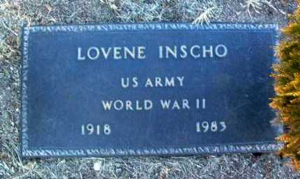INSCHO, LOVENE (LEE) - Yavapai County, Arizona | LOVENE (LEE) INSCHO - Arizona Gravestone Photos
