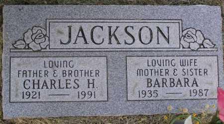 JACKSON, CHARLES HOUSTON - Yavapai County, Arizona | CHARLES HOUSTON JACKSON - Arizona Gravestone Photos