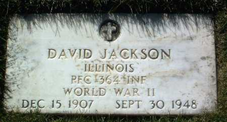 JACKSON, DAVID - Yavapai County, Arizona | DAVID JACKSON - Arizona Gravestone Photos