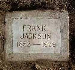 JACKSON, FRANKLIN HOMER (FRANK) - Yavapai County, Arizona   FRANKLIN HOMER (FRANK) JACKSON - Arizona Gravestone Photos