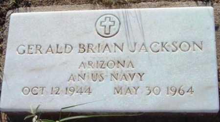 JACKSON, GERALD BRIAN - Yavapai County, Arizona | GERALD BRIAN JACKSON - Arizona Gravestone Photos