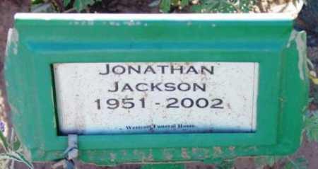 JACKSON, JONATHAN DAVID - Yavapai County, Arizona   JONATHAN DAVID JACKSON - Arizona Gravestone Photos