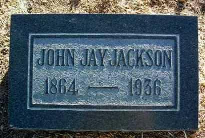 JACKSON, JOHN JAY - Yavapai County, Arizona | JOHN JAY JACKSON - Arizona Gravestone Photos