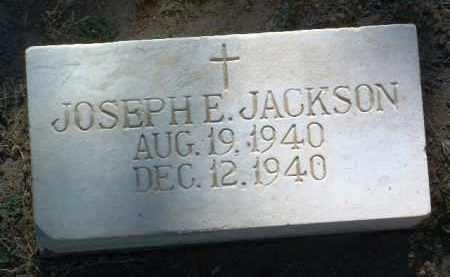 JACKSON, JOSEPH EUGENE - Yavapai County, Arizona   JOSEPH EUGENE JACKSON - Arizona Gravestone Photos