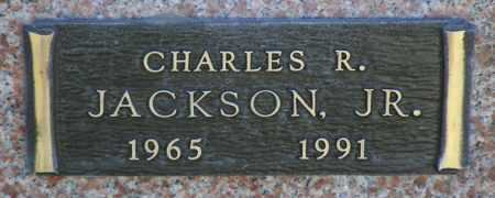 JACKSON, CHARLES R., JR. - Yavapai County, Arizona | CHARLES R., JR. JACKSON - Arizona Gravestone Photos