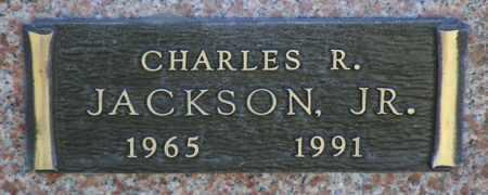 JACKSON, CHARLES RAYMOND, JR. - Yavapai County, Arizona   CHARLES RAYMOND, JR. JACKSON - Arizona Gravestone Photos