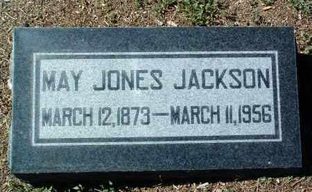 JACKSON, MAY - Yavapai County, Arizona | MAY JACKSON - Arizona Gravestone Photos