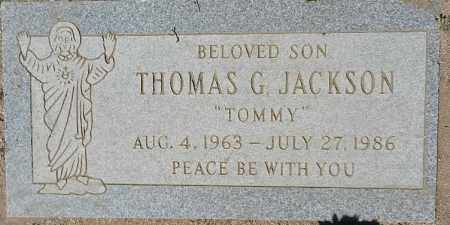 JACKSON, THOMAS GREGORY - Yavapai County, Arizona | THOMAS GREGORY JACKSON - Arizona Gravestone Photos
