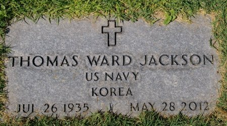 JACKSON, THOMAS WARD - Yavapai County, Arizona | THOMAS WARD JACKSON - Arizona Gravestone Photos