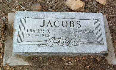 JACOBS, CHARLES OWEN - Yavapai County, Arizona   CHARLES OWEN JACOBS - Arizona Gravestone Photos