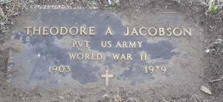 JACOBSON, THEODORE A. - Yavapai County, Arizona | THEODORE A. JACOBSON - Arizona Gravestone Photos