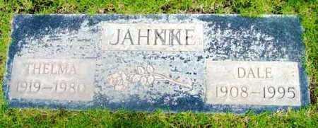 JAHNKE, THELMA IRENE - Yavapai County, Arizona | THELMA IRENE JAHNKE - Arizona Gravestone Photos