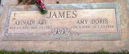JAMES, ABINADI (ABE) - Yavapai County, Arizona   ABINADI (ABE) JAMES - Arizona Gravestone Photos