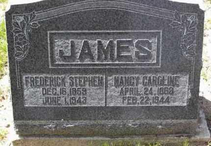 JAMES, NANCY CAROLINE - Yavapai County, Arizona | NANCY CAROLINE JAMES - Arizona Gravestone Photos