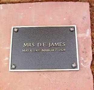 JAMES, JULIA - Yavapai County, Arizona | JULIA JAMES - Arizona Gravestone Photos