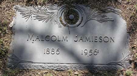 JAMIESON, MALCOLM - Yavapai County, Arizona   MALCOLM JAMIESON - Arizona Gravestone Photos